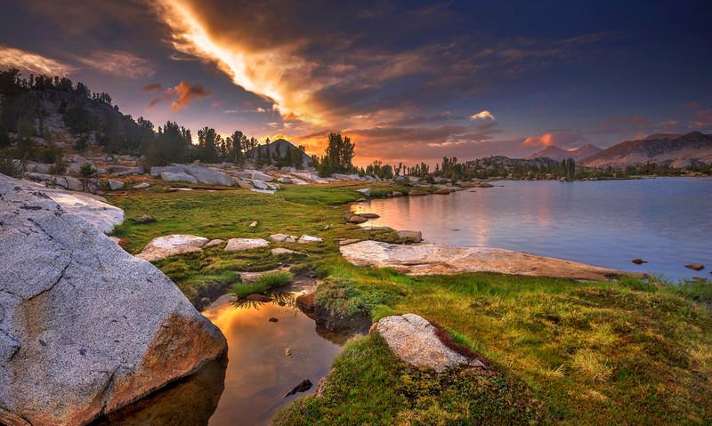 Marie Lakes - JMT