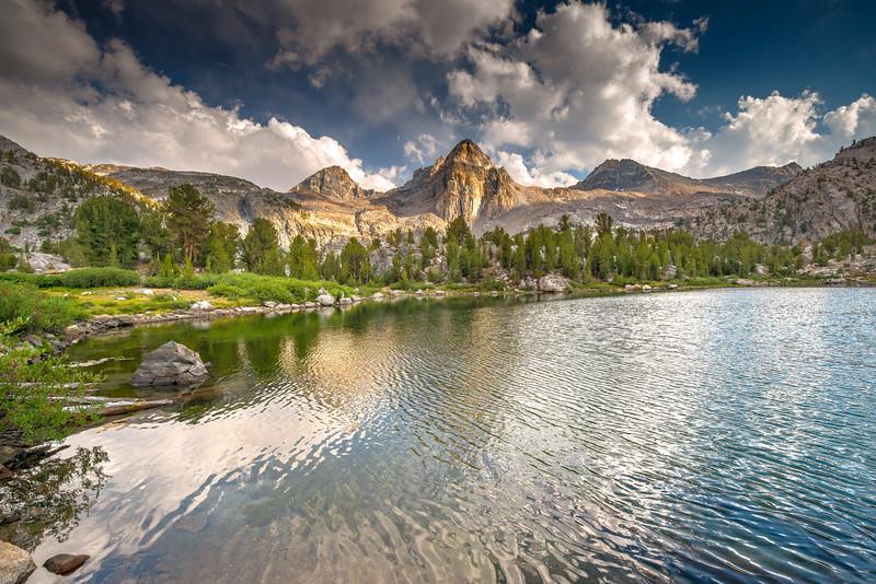 Lower Rae Lake - JMT