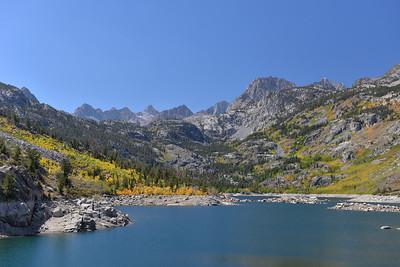 Lake Sabrina Fall Colors