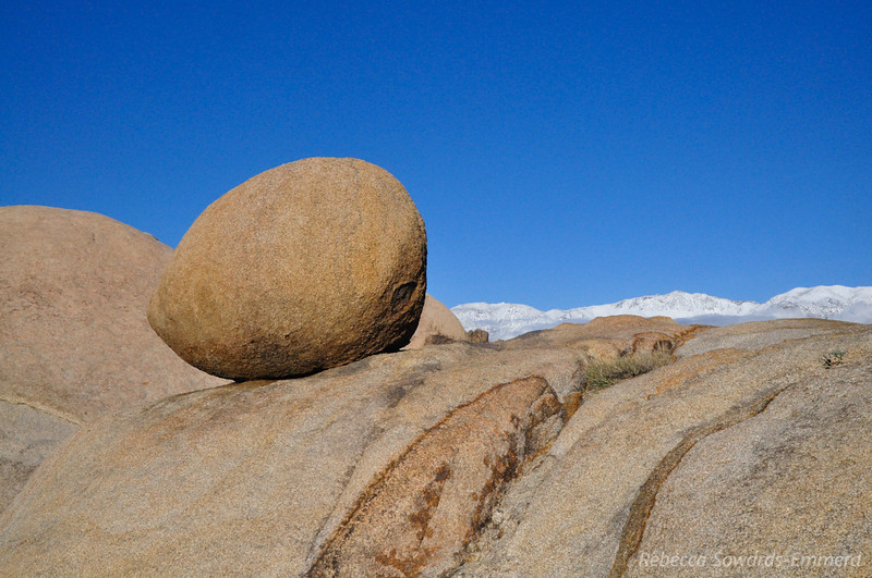 Alabama Hills Egg