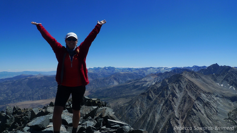 Woooooooooo!!!!!! Bucket list peak, DONE.