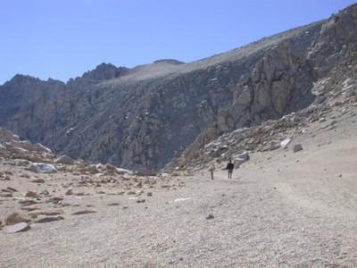 Mono Pass - 12,000 ft
