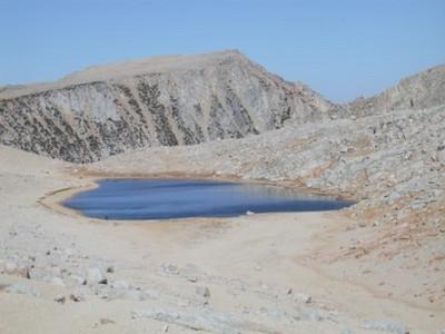 Summit Lake/Mono Pass