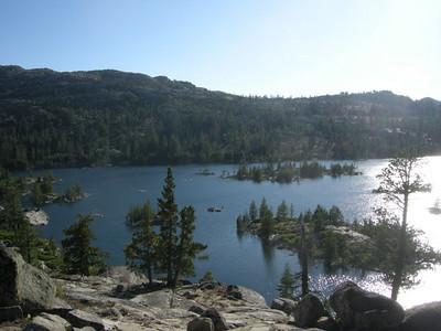 Buck Island Lake