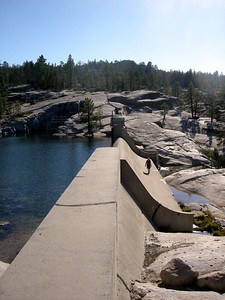Buck Island Lake Dam