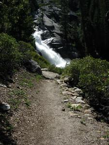 Above Chilnualna Falls