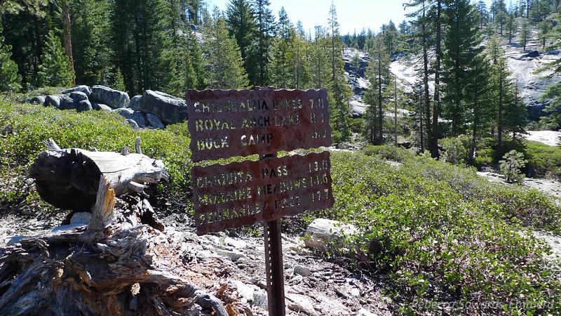 Yosemite signs