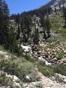 The beautiful Bubbs Creek