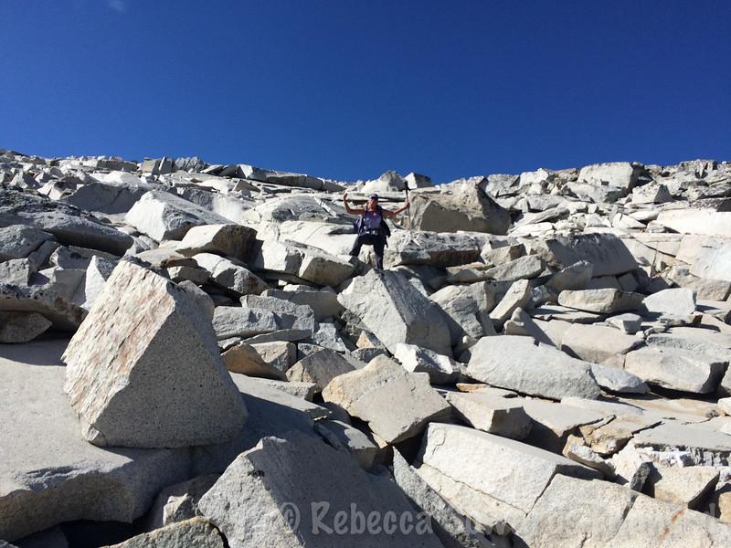 Yay boulders!