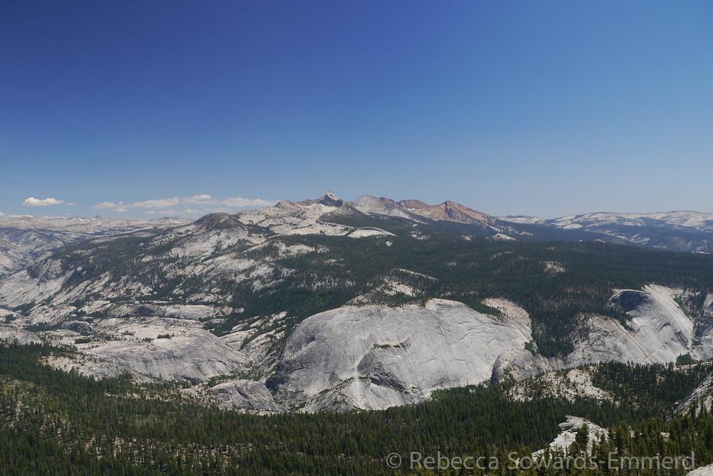 Clark Range again. I was fascinated by the northwest ridge of Mt Clark.