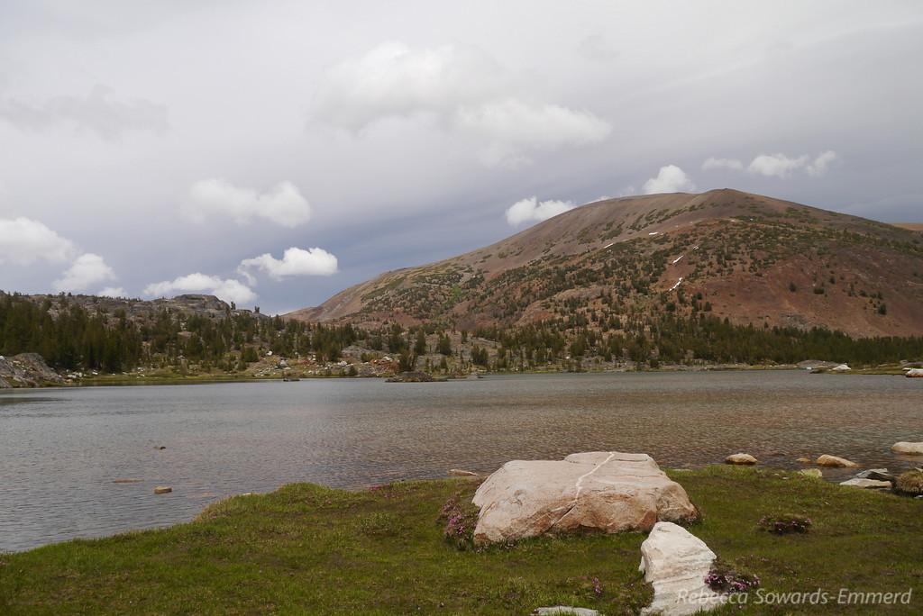 Greenstone Lake.