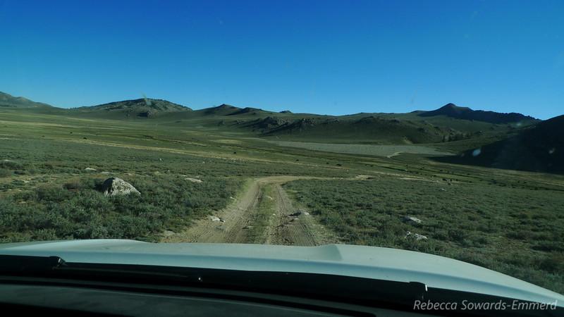 Coyote Flat.