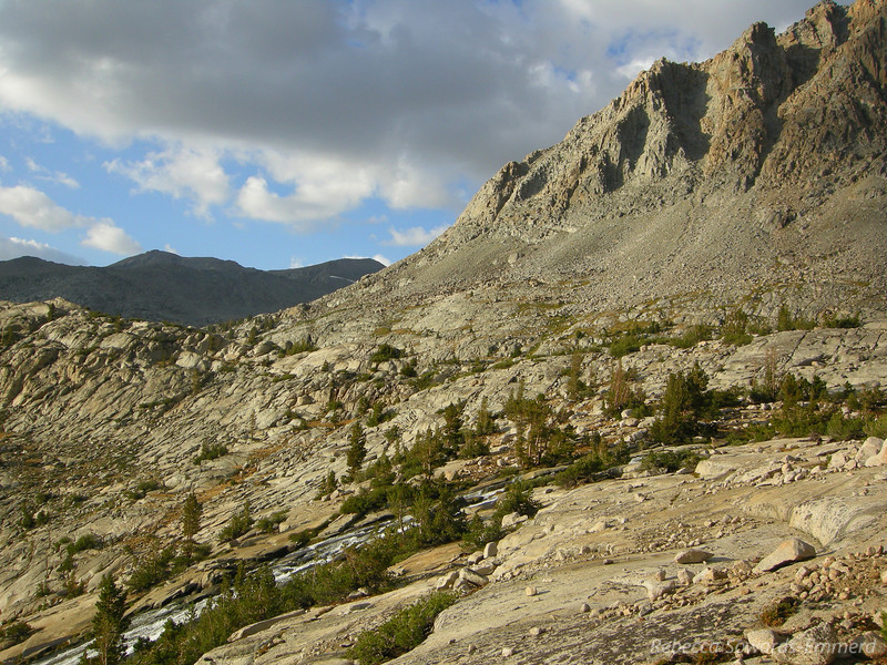 This is one of my favorite campsites in the sierra - three nights in a row at incredible spots. Perfect!