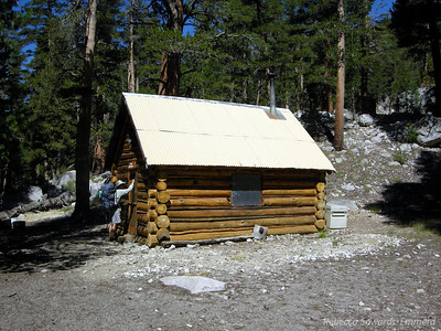 McClure Meadow ranger station