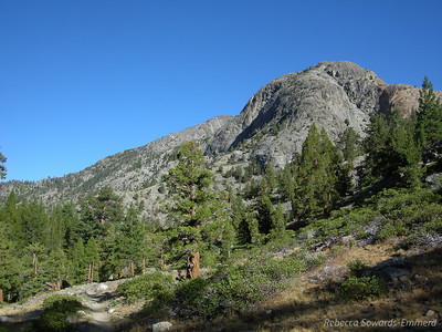 Today's hike is one big climb out of the San Joaquin river up to Humphreys Basin via Piute Canyon
