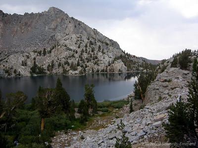 And Upper Lamarck Lake