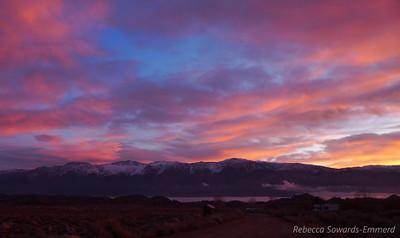 Sunrise, Christmas Day 2010