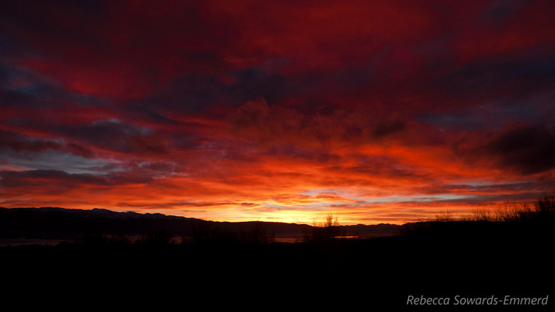 Sunrise, Christmas Day 2010