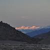 Evening, december 23 2010 White Mountain