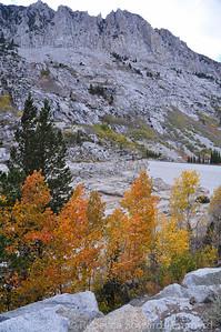 The South Lake Dam