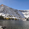 Virginia Lake and Mt Olsen