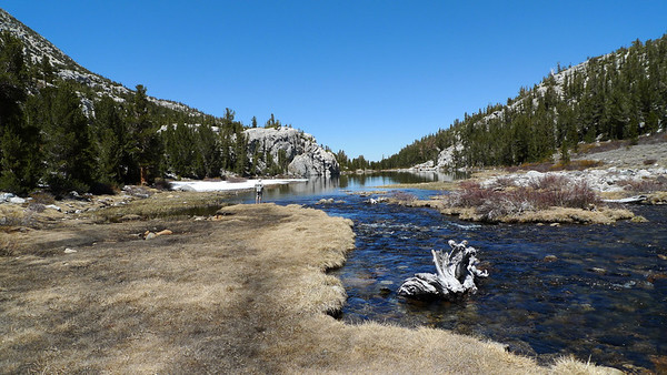 D fishing Mack Lake