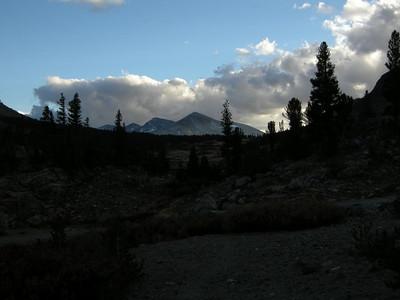Evening in Yosemite