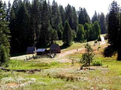 Farm/Ranch ruins near 108