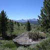 View toward the sierra
