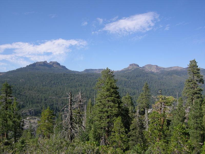 Viewpoint along 108