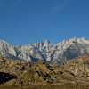 Mount Whitney from the Alabama Hills