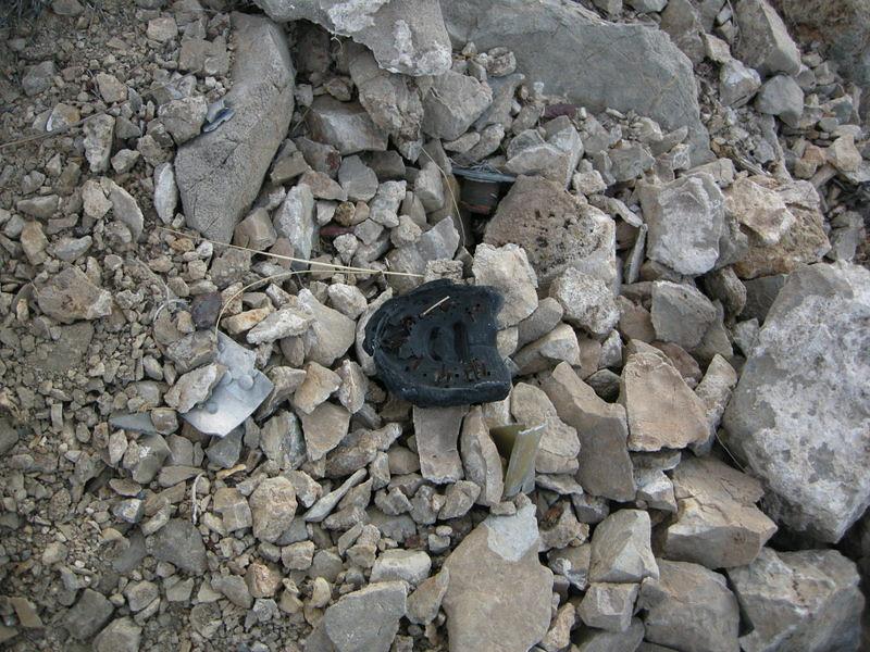 A boot heel