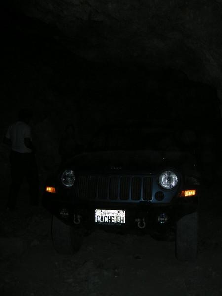The bthomas cachemobile deep underground