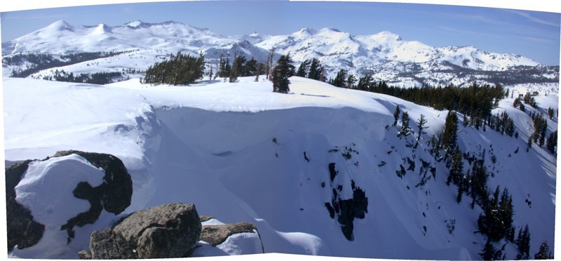 Cornice Panorama
