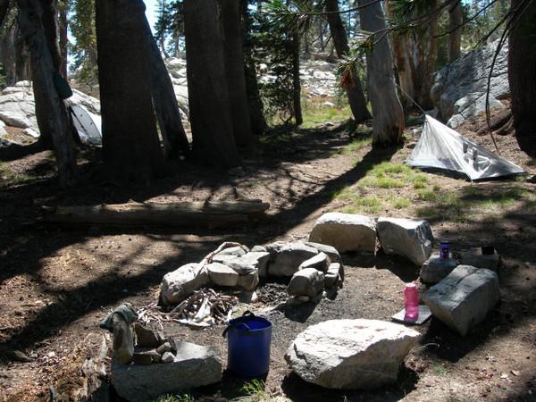 Gem Lake Campsite