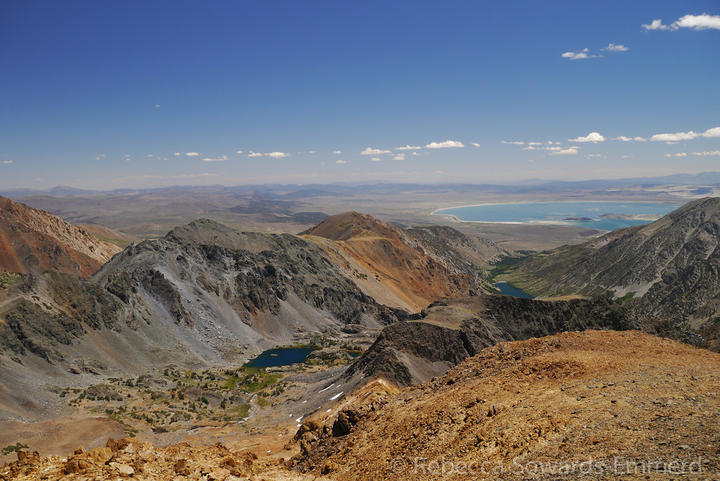 Burro and Lundy Lakes, Mono Lake