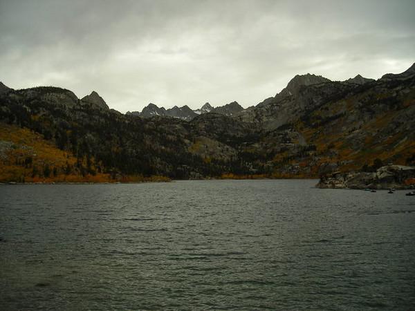 Sabrina and High Peaks<br /> <br /> Darwin range - evolution basin on the other side.