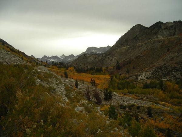 View near Aspendell