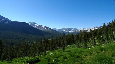 Friday morning, short dayhike up Gaylor Peak.