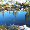 Gertrude Lake Reflections