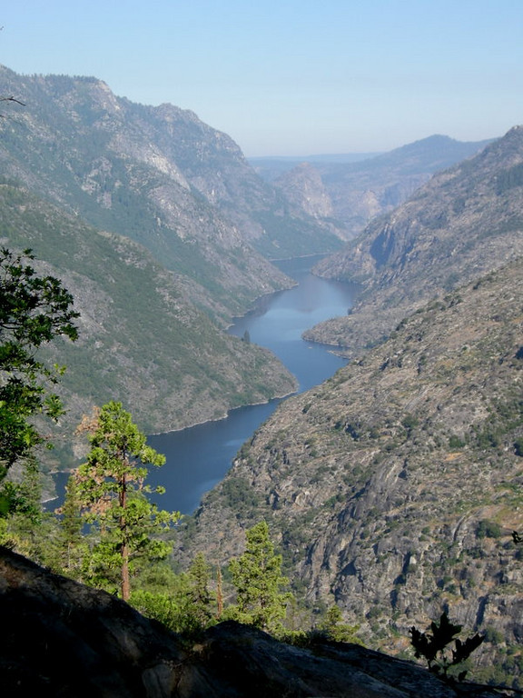 East end of Hetch Hetchy
