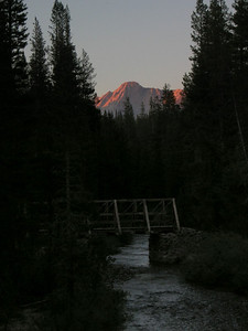 Footbridge and Conness