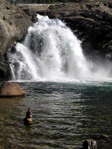 Falls at Glen Aulin