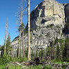 Towering Grand Canyon of the Tuolumne walls