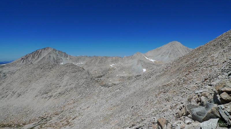 Mono Divide (Mts Hilgard and Gabb)