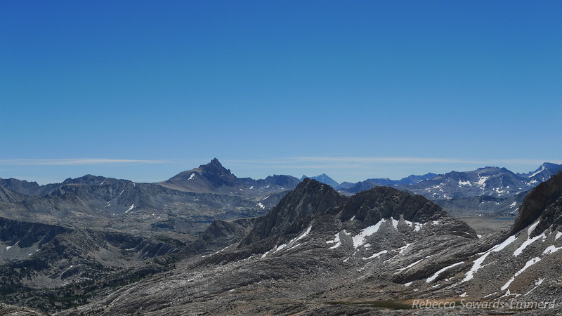 Mount Humphreys, an impressive peak from all angles.