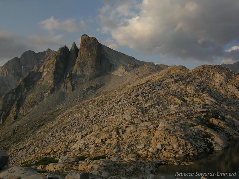 Mt Stewart and Black Spur