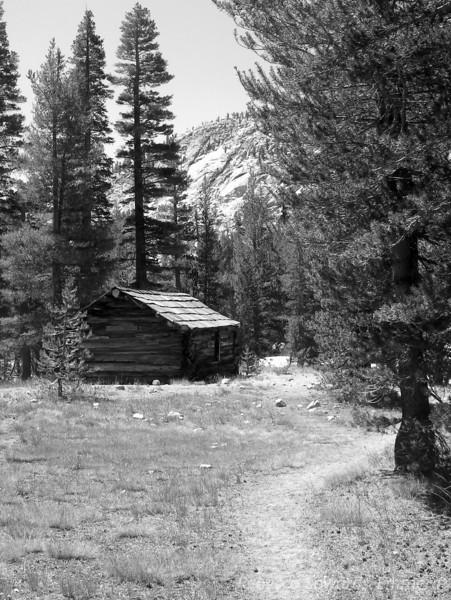 Big Arroyo cabin