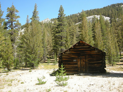 Big Arroyo Cabin