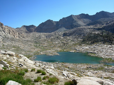 9 Lakes Basin. I'd like to get into this area next summer for some fishing.